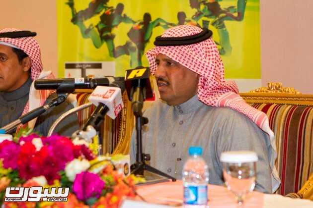 الدكتور مبارك السويلم مدير البطولة