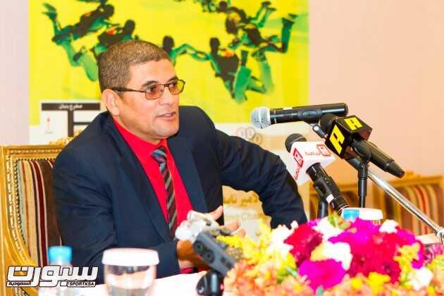 رئيس اللجنة الفنية صابر عبدالمؤمن