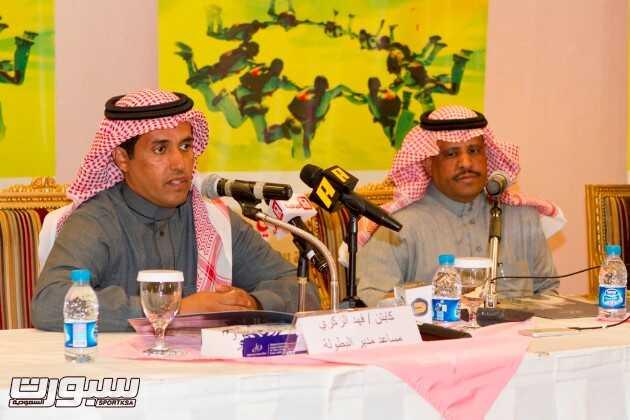 مساعد مدير البطولة فهد الزكري