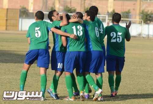مصر المقاصة يلحق بالزمالك إلى دور الـ 16