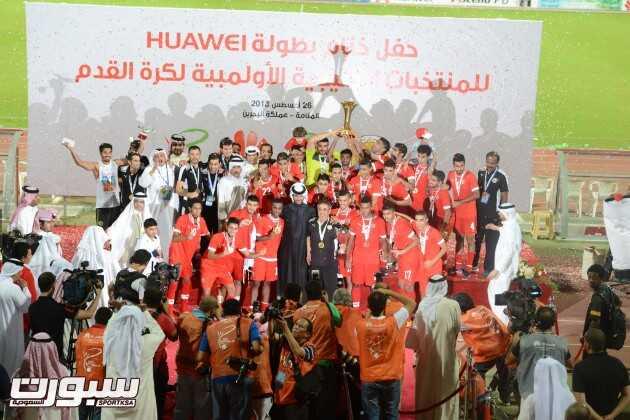 Press Support for the GCC U23 Championship