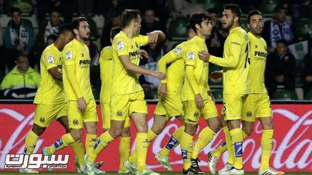 أتلتيك بلباو وخيتافي وفياريال إلى ربع نهائي كأس اسبانيا