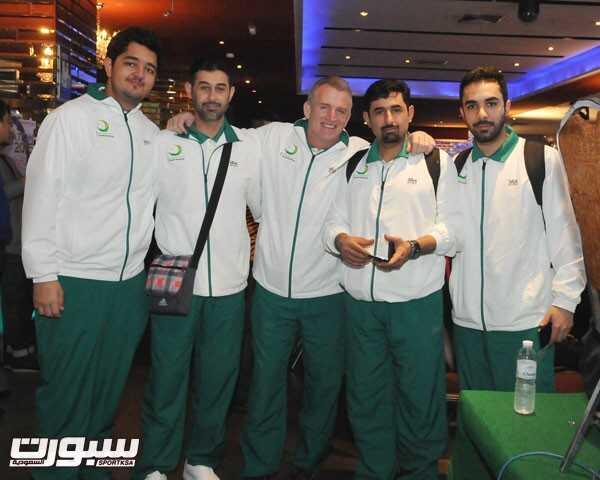 المنتخب السعودي للبولينج 1