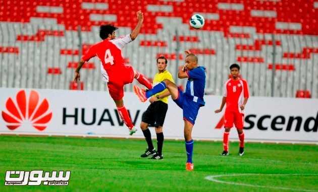 UAE vs KUW Day 1