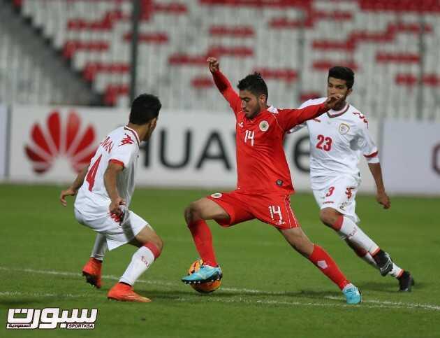 Oman VS Bahrain 20-1-2015