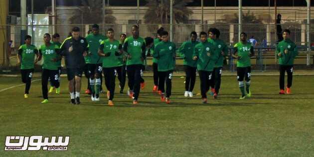 تدريبات المنتخب الاولمبي (207200493) 