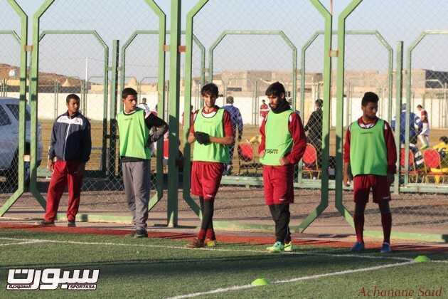 أولمبي الفيصلي يواصل التدريبات ويلاقي غداً