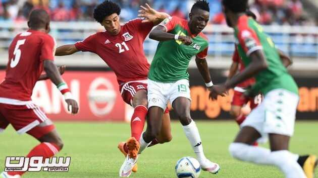 بوركينا فاسو تكتفي بالتعادل مع غينيا الإستوائية