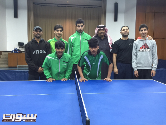 اخضر الطاولة يستعد لدولية البحرين
