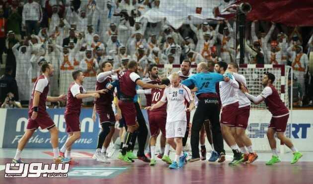 منتخب قطر يد