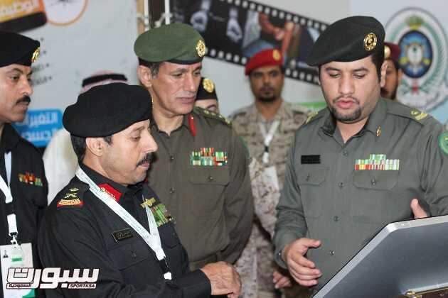 انطلاق دورة الالعاب الرياضية السادسة عشرة للقوات المسلحة