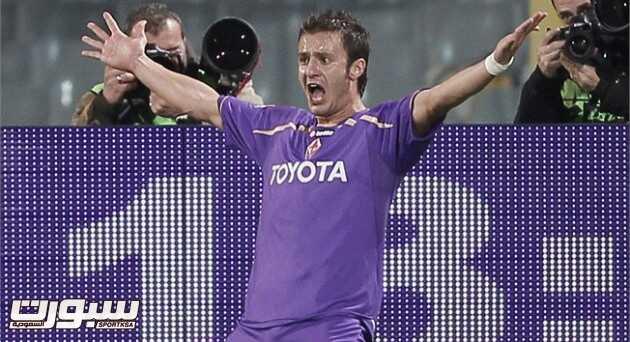 جيلاردينو يعود إلى فيورنتينا على سبيل الإعارة