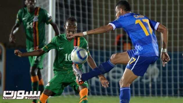 الرأس الاخضر وزامبيا يتعادلان ويودعان كأس الأمم الأفريقية