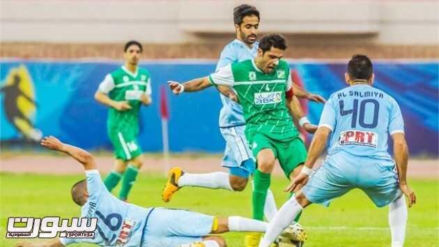 السالمية يجرد الكويت من لقب كأس الأمير