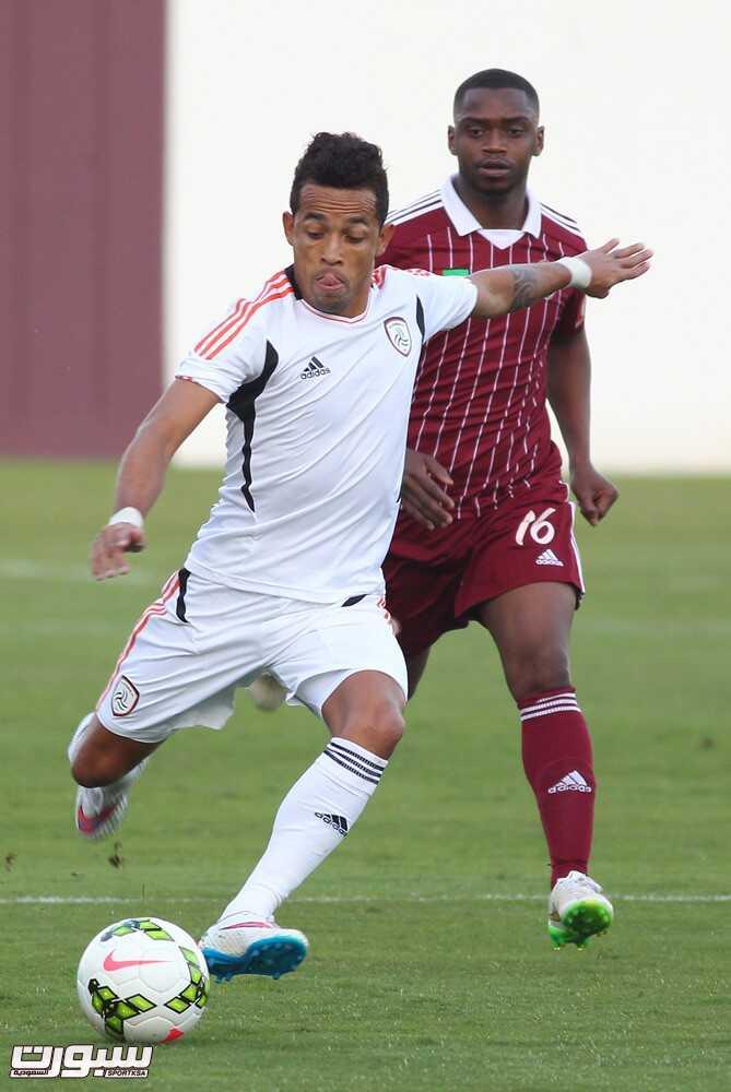 الشباب و الوحدة الاماراتي (2) 