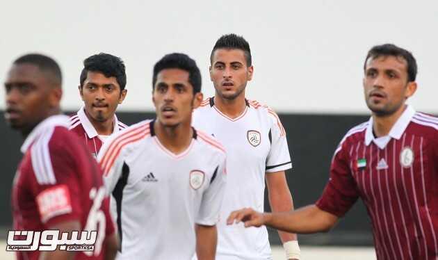 الشباب و الوحدة الاماراتي (4) 