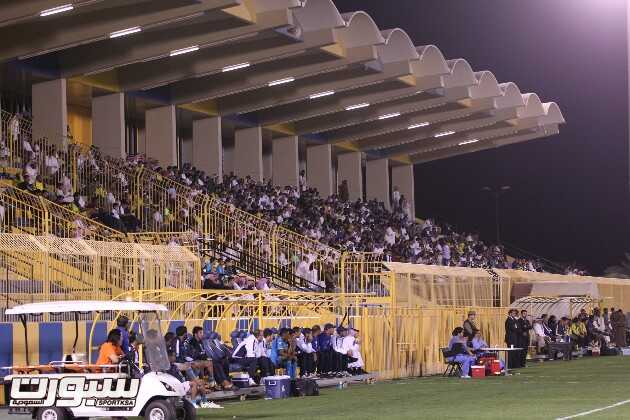 صور من مباراة النصر و الفتح