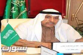 رئيس اللجنة البارالمبية العربية السعودية أحمد بن عبد العزيز المقيرن