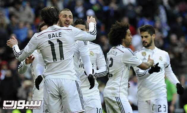 فيديو .. ريال مدريد يثأر من سوسيداد في غياب رونالدو