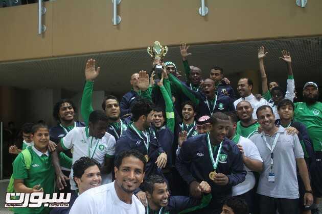 بالصور | الملكي بطلاً لكأس الأمير فيصل بن فهد لكرة الماء