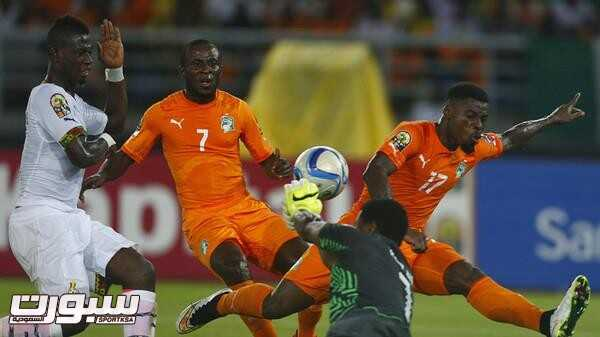 ساحل العاج و غانا