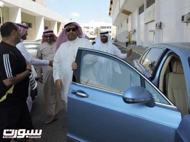تدريبات الاتحاد منصور البلوي (1)
