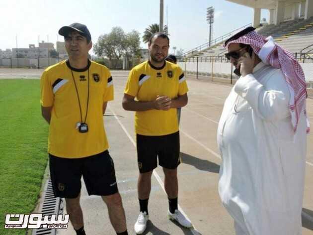تدريبات الاتحاد منصور البلوي (344335933) 
