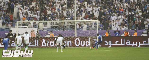 الاهلي والهلال - نهائي الكأس7
