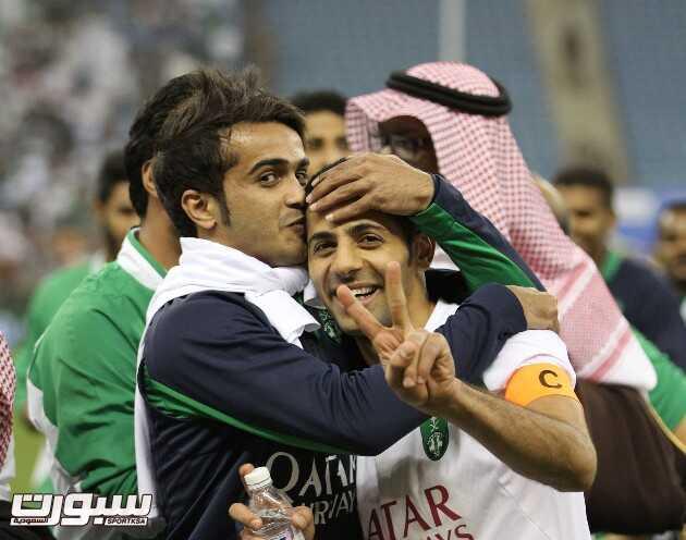 الاهلي والهلال - نهائي الكأس20