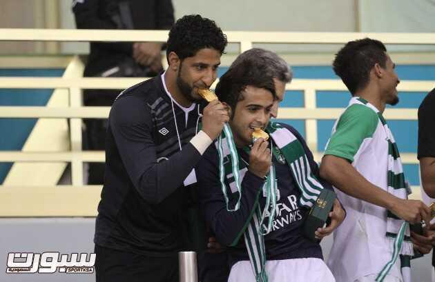الاهلي والهلال - نهائي الكأس30
