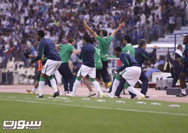 الاهلي -الهلال - صور سبورت24