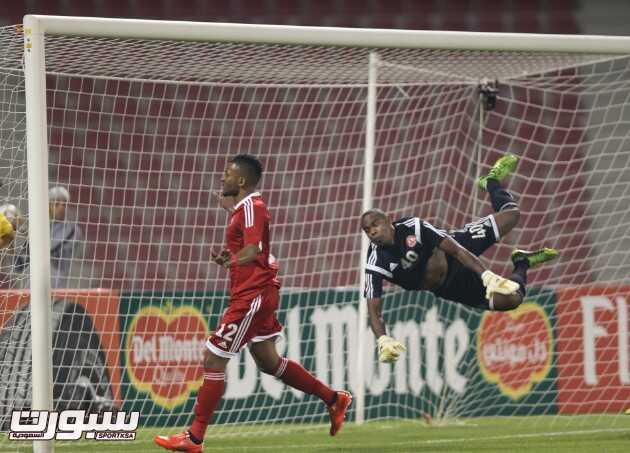 Al Arabi Qatar Goal Keeper 03-02-2015