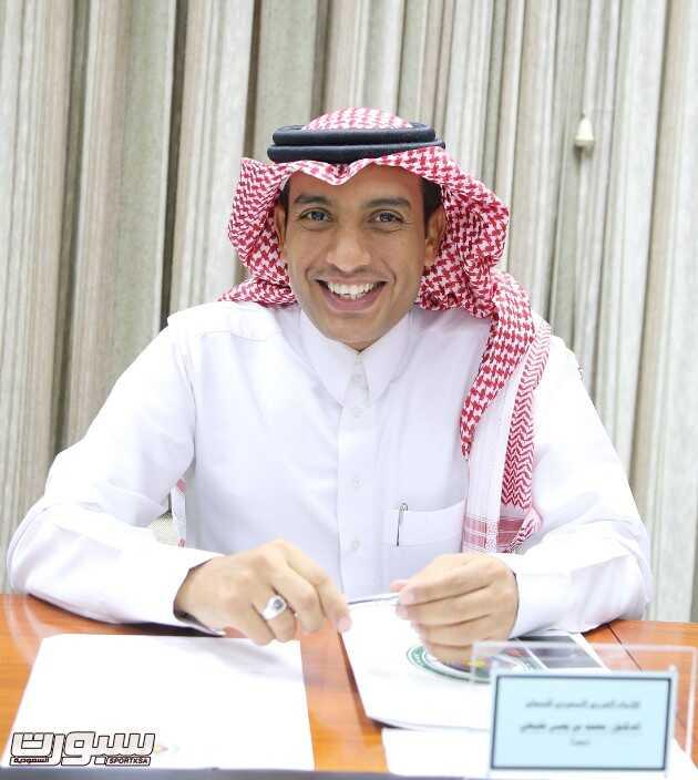 رئيس لجنة الفنية الدكتور محمد فقيهي