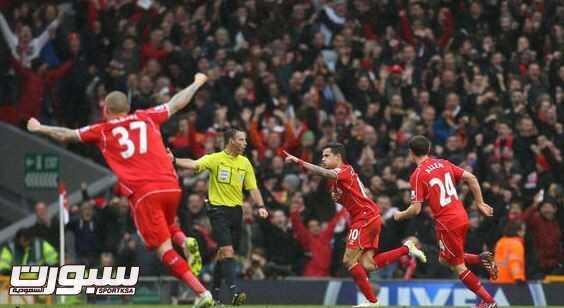 انتكاسة جديدة لمانشستر سيتي بالخسارة من ليفربول