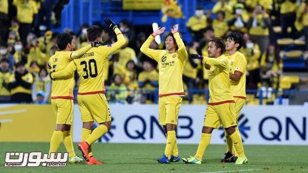 فوزان كبيران لتشونبوك وكاشيوا في دوري الأبطال