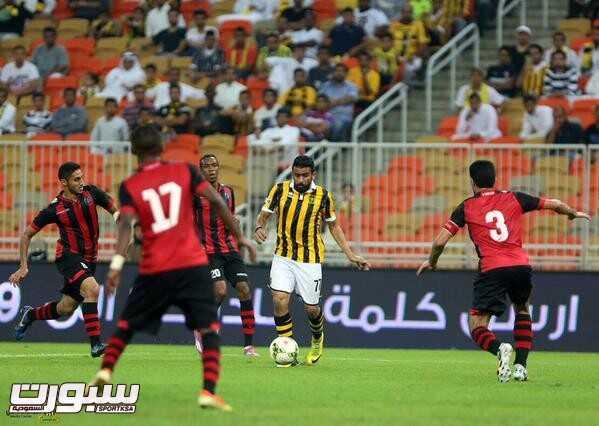 الاتحاد و الرياض (1) 