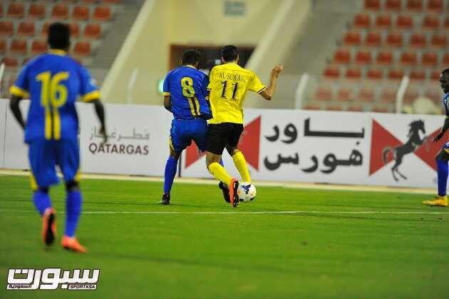 Al Suwaiq OMAN vs Al Taawon KSA 3-2-2015