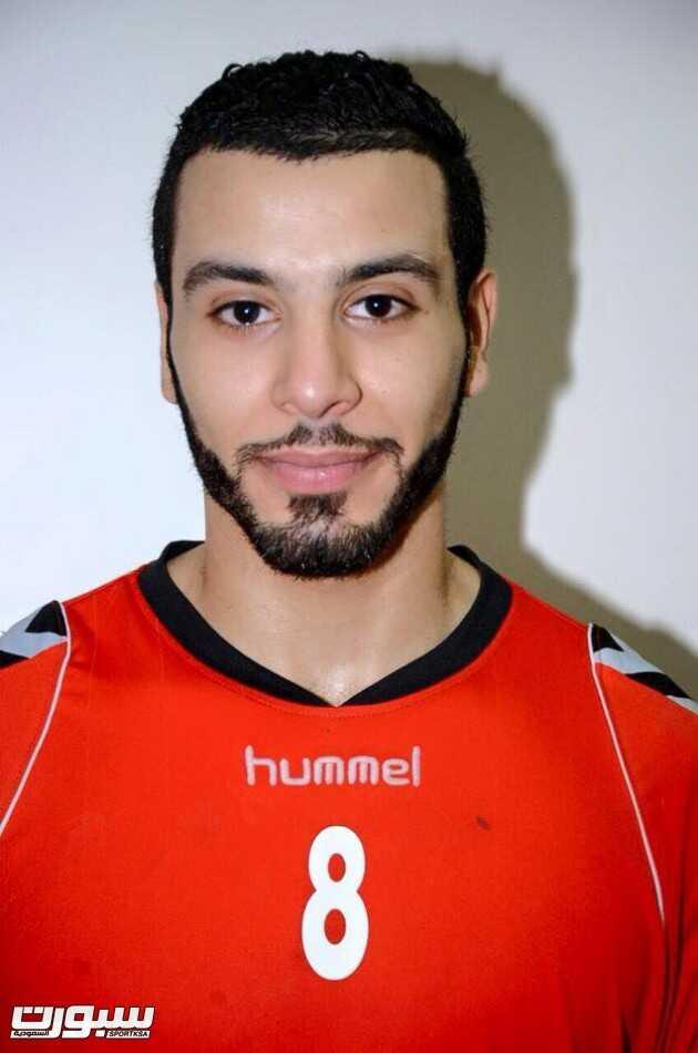 اللاعب عبد الله حماد