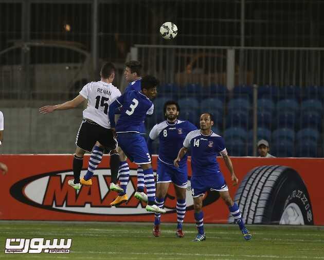 مباراة المنامة البحريني و النصر الاماراتي 17 -2-2015 V6