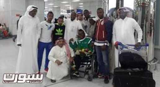 بالصور | مركز جدة يستقبل بطل الاحتياجات الخاصة