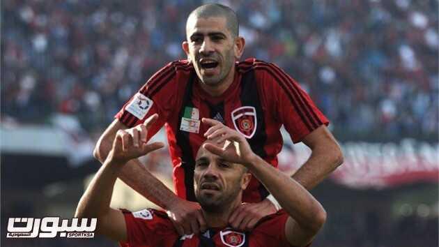 مولودية وهران يصعد للمركز الثالث في الدوري الجزائري