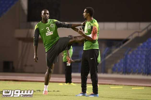 تدريبات المنتخب السعودي (7) 