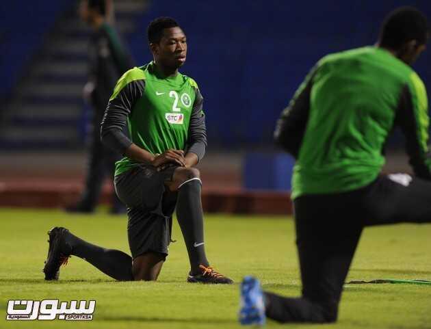 تدريبات المنتخب السعودي (11) 
