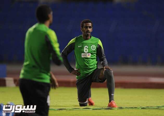 تدريبات المنتخب السعودي (12) 
