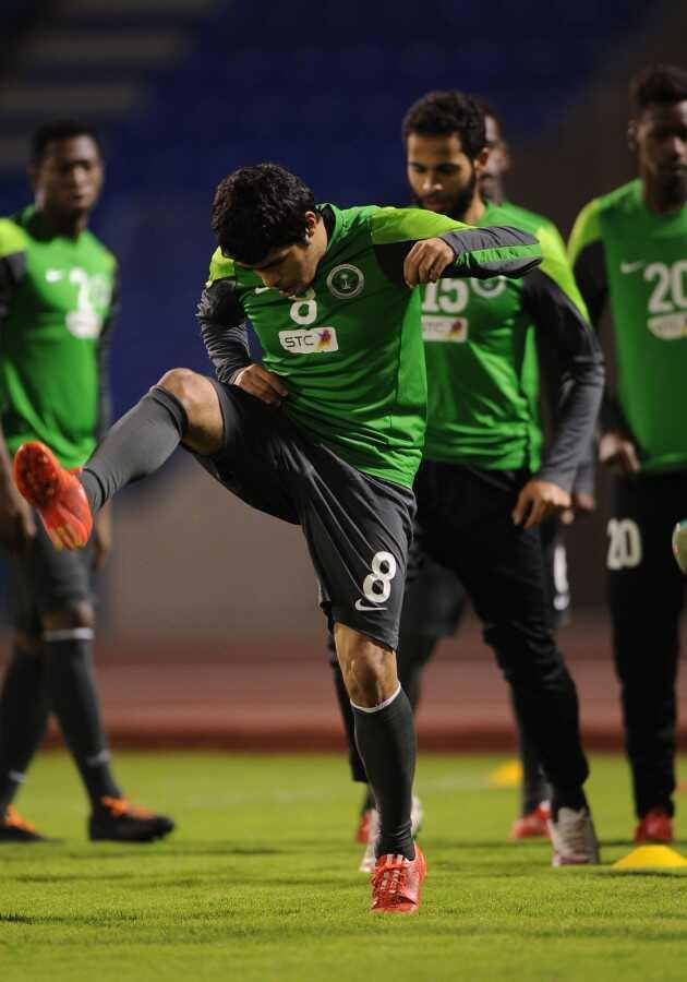 تدريبات المنتخب السعودي (13) 