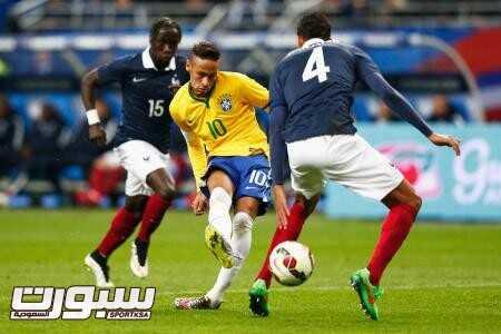 البرازيل و فرنسا