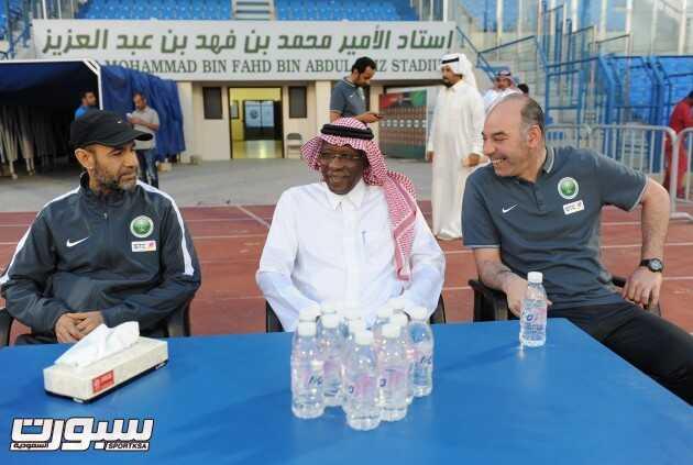 احمد عيد و فيصل البدين