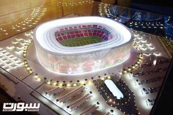ملعب الريان قطر كأس العالم