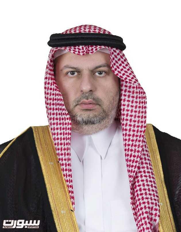الرئيس العام لرعاية الشباب رئيس اللجنة الأولمبية العربية السعودية صاحب السمو الملكي الأمير عبدالله بن مساعد بن عبدالعزيز