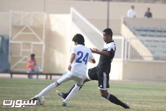 صور من مباراة أبها و الشباب